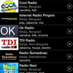 ExYu Radio - Featured